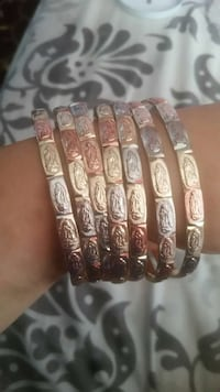 silver, and brown bangles Palmdale, 93551