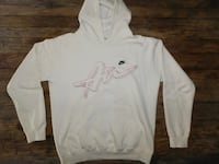 White nike air pull-over hoodie Oakville, L6H 7V4