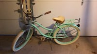 green and white cruiser bicycle Chatham, 07928