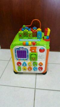 Vtech activity cube Mississauga, L5B 4N3