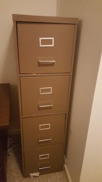 Metal File Cabinet Springfield