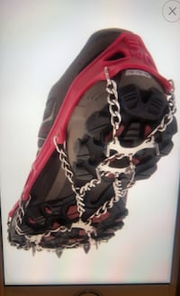 Kahoola MicroSpikes Traction System for outdoor Shoes Pasadena, 21122