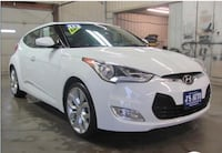 White Hyundai 3-door hatchback Waldorf, 20602
