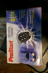 Remote Control car starter and keyless entry New Westminster, V3M 3G6