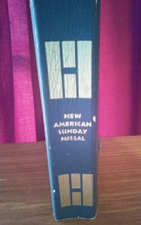 New American Sunday Missal - 1975 Tracy, 95376
