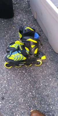 schwinn roller blades size 1-4 asking 10 dollar's St. Cloud, 56301