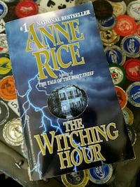 Anne Rice The Witching Hour paperback book  San Diego, 92124