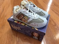 Brand New Girl's Tennis Shoes with Box,  Very Cute,  Size 2 Manassas, 20112