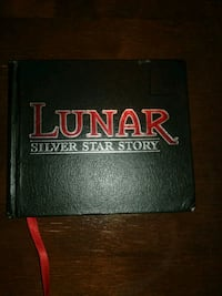 Lunar Silver Star Story Manual PS1