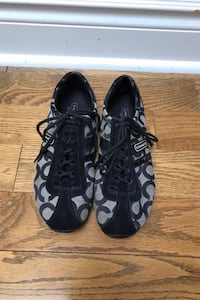 Coach Black Sneakers Vaughan, L4J 8K5
