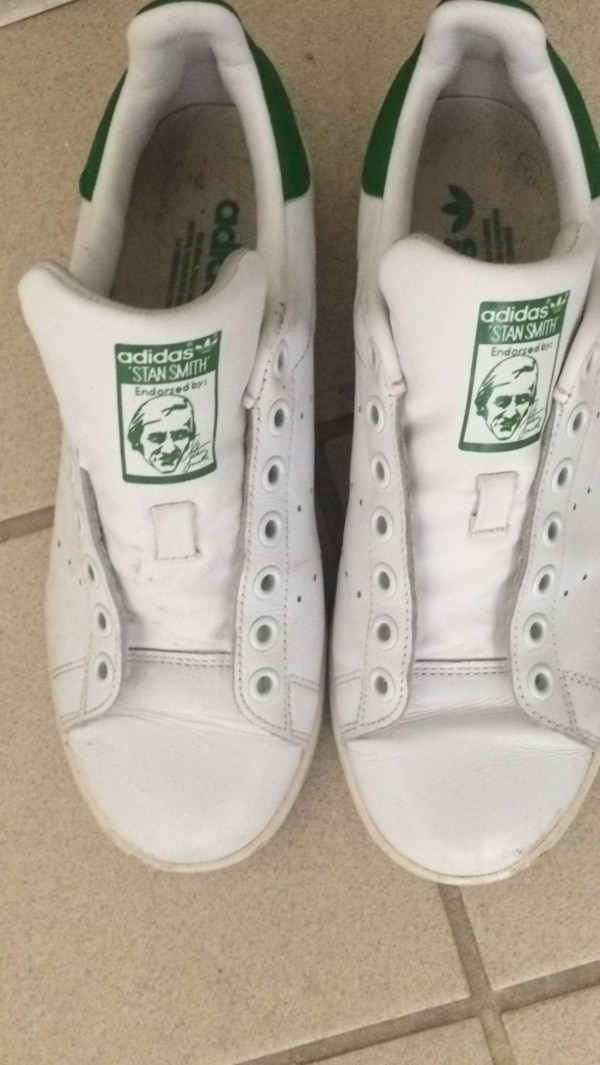 detailed look ccbb9 8c636 Adidas Stan Smith size 6 1/2