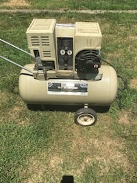 Sears 20 gallon 2 hp air compressor Lawrence Township, 08619