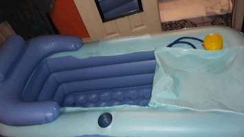 Inflatable Adult Bathtub!!