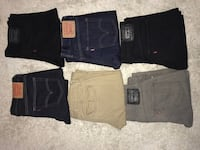 Levis 511 jeans like new size 32-33