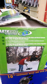 EARTHWISE  snow thrower Ajax, L1S 3V4
