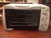 Toaster Oven/Broiler with timer