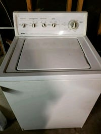 white top load clothes washer Billings, 65610