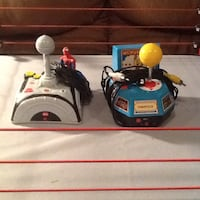 Spiderman & Ms Pacman plug in and play video games - 2 (rarely used) Laval, H7V 2V5