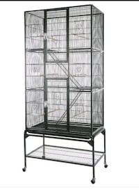 3 story bird cage 6 ft tall and 4 parakeets Henderson, 38340
