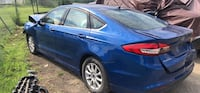 Ford - Fusion - 2017 Boutte