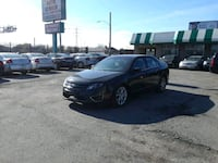 Ford - Fusion - 2011 Detroit