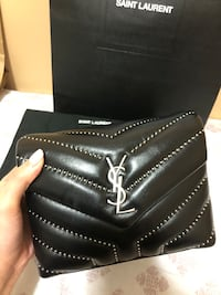 YSL toy loulou bag