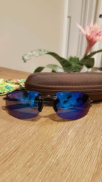 Maui Jim HO'OKIPA Polarized Rimless Sunglasses Smo Toronto