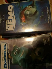 22 vhs tapes Overland, 63114