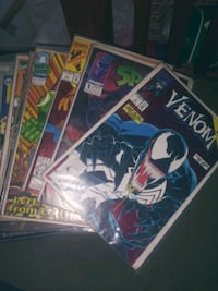 Lot of first issue comics, in MINT condition!!