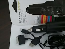 travel charger, 2-in-1