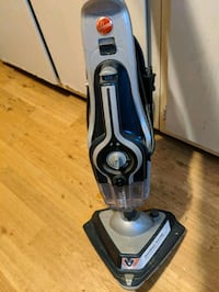 Hover steam cleaner