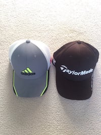 Two brand New golf hats  Calgary