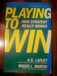 Playing To Win book Chicago, 60649