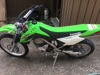 2017 KLX140L little use 60hrs Cayuga, N0A 1E0