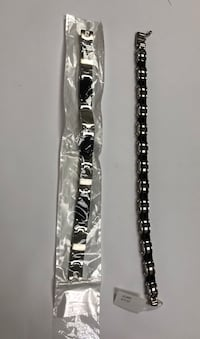 New Men's Stainless Steel Bracelets   $50 each or both for $90  Midtown NYC 219 mi