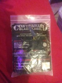 contraband black label weight lifting gloves size  Portland, 97266