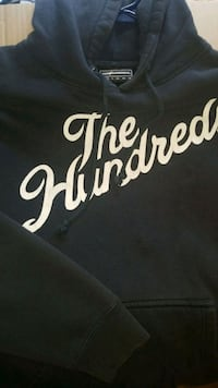 The hundreds hoodies blue navy