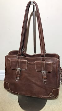 Roots Full Leather Handbag Markham, L6B 0H5