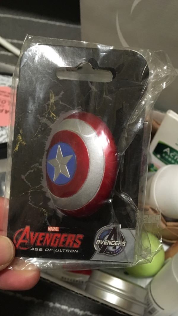 Marvel avengers 2 C.A. Shield