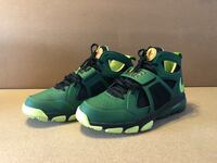 Nike zoom huarache green hornet editions size 9.5 Concord, 94519