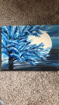 Canvas Painting 14x12