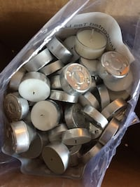 White tealight candle lot Spring Hill, 37174