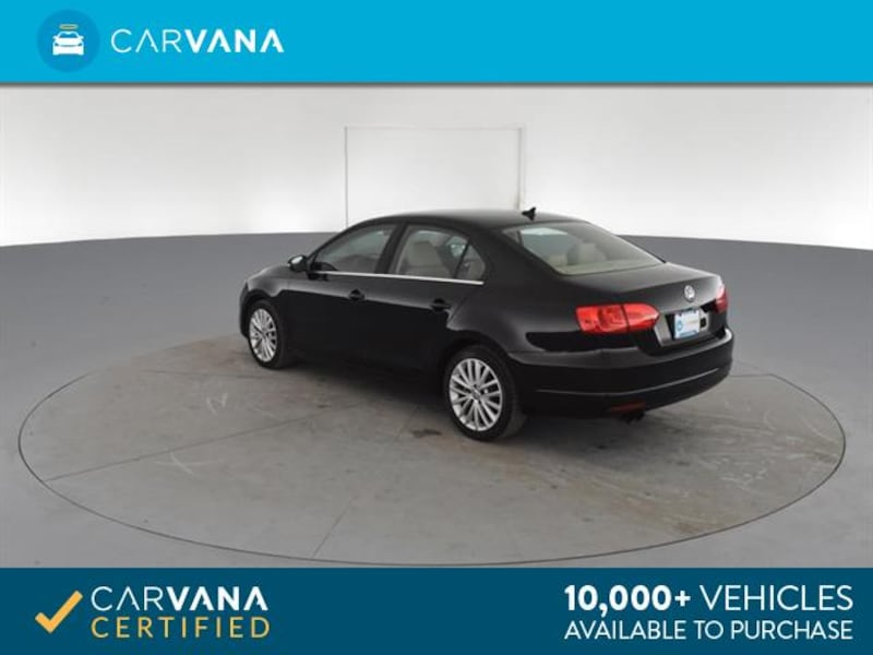 2014 VW Volkswagen Jetta sedan 2.0L TDI Sedan 4D Black <br /> 8