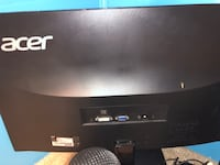 """Cyber power computer, acer 23"""" monitor, Logitech gaming mouse, Logitech gaming WebCam, light up Mouse pad, Logitech gaming headphones, Black widow chroma gaming keyboard, Blue yeti microphone Mount Carmel, 37645"""