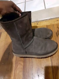Uggs brown tall authentic