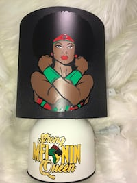 African American Wonder Woman Lamp Strong Wilmington, 19801