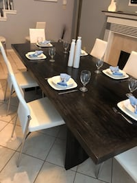 Brand new Farmhouse table and a bench ( no chairs ) Houston, 77064