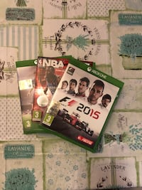 SET 3 GIOCHI XBOX ONE Ossona, 20010