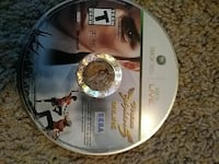 Xbox 360 game disc
