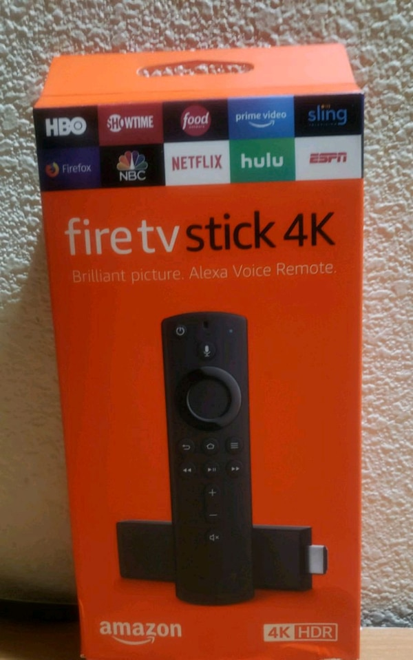Amazon Fire TV Stick 4K Firestick Brand New